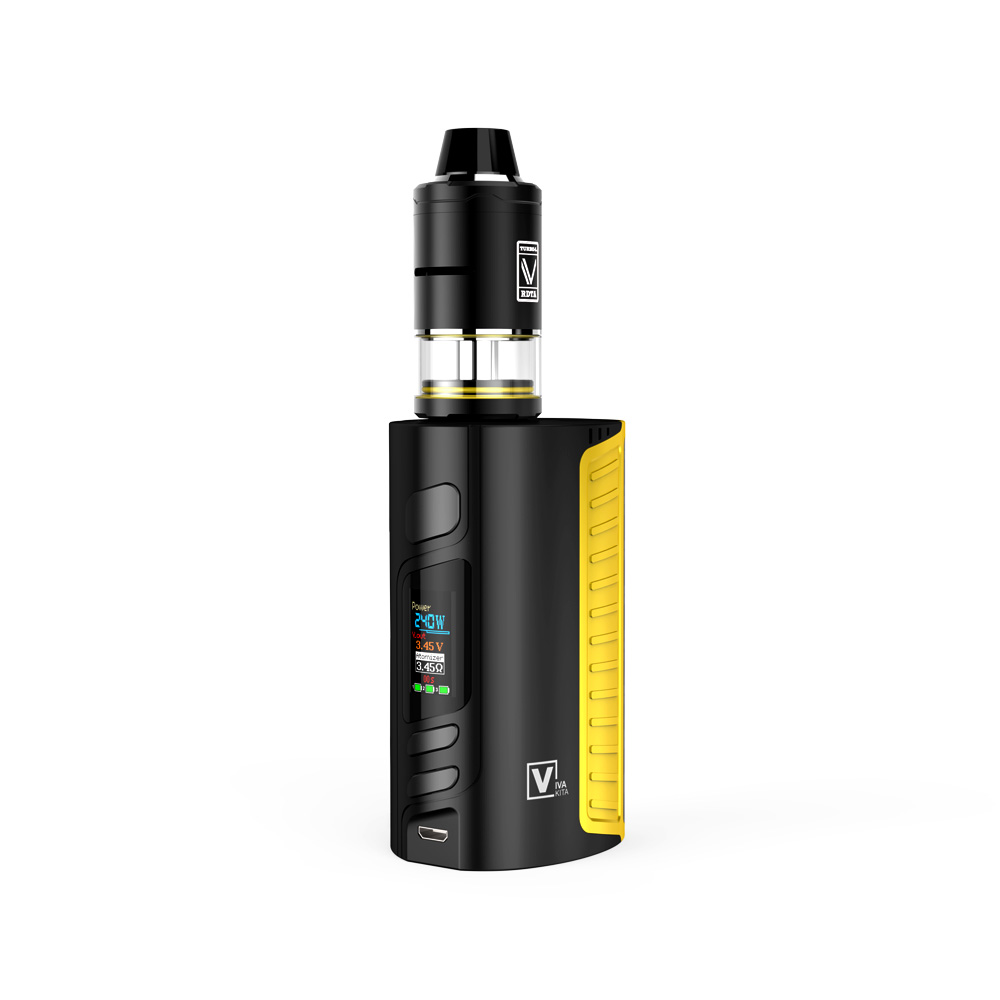 MOVE2 240W RDTA Black&Yellow