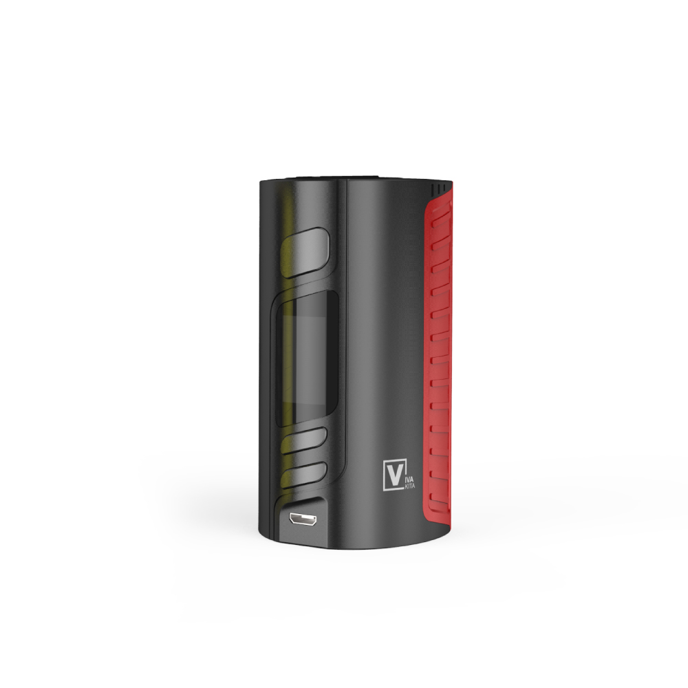 MOVE2 240W Mod Black&Red